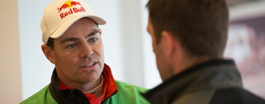 Interview with V8 Supercars star Craig Lowndes