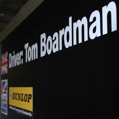 PR for Tom Boardman